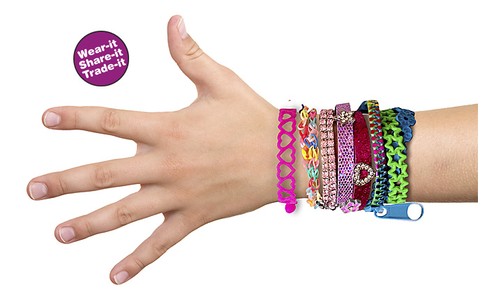click-itz bracelets that click together